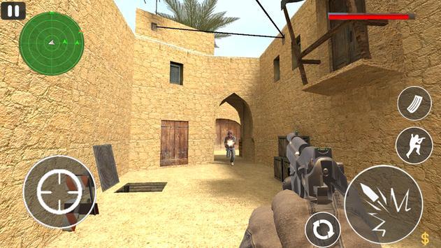 Shoot Strike War Fire apk screenshot