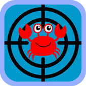 Shoot Crab Colour icon