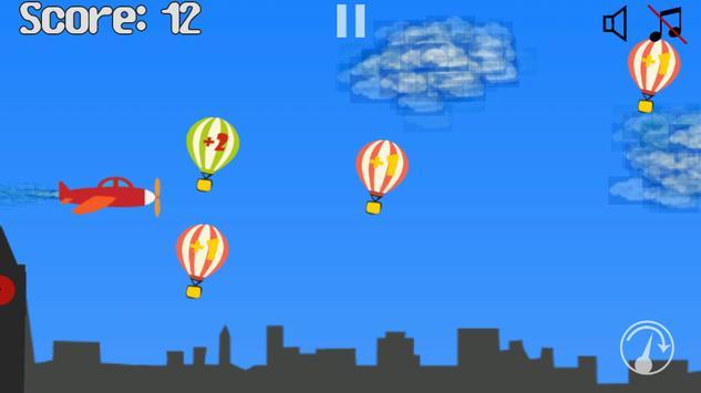 Air Balloon Shooting apk screenshot