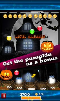 Witch Puzzle Bubble Shooter screenshot 1