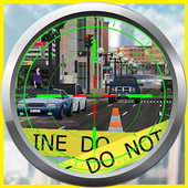 3D Sniper City Hunt Shooter icon