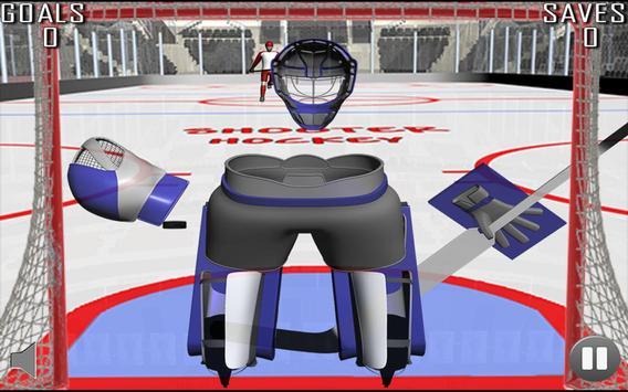 Shooter Hockey poster