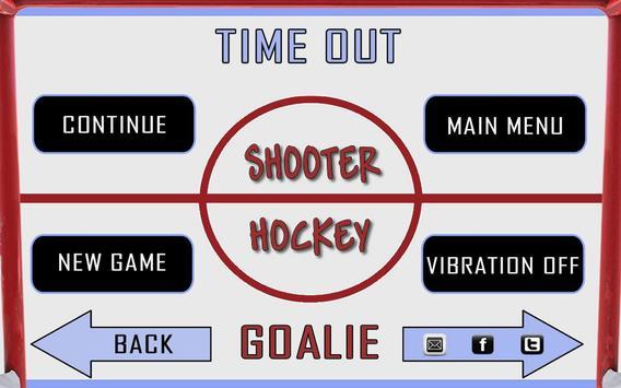 Shooter Hockey apk screenshot