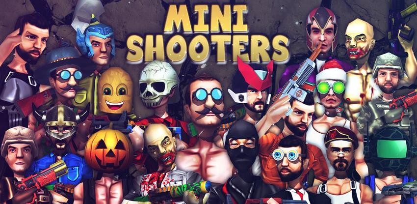 Mini Shooters: Battleground Shooting Game APK