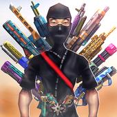 Mini Shooters: Battleground Shooting Game icon