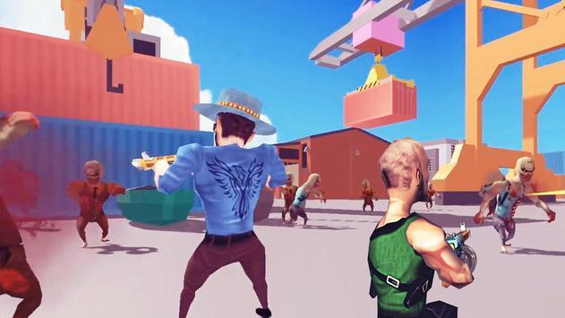 Mini Shooters: Battleground Shooting Game screenshot 4
