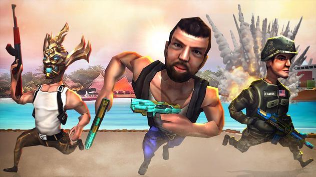 Mini Shooters: Battleground Shooting Game screenshot 3