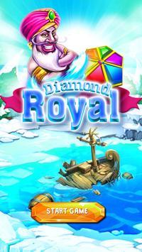royal diamonds poster
