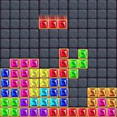 Gems Block Mania Puzzle icon