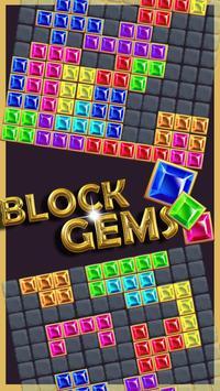 Gems Block Mania Puzzle apk screenshot