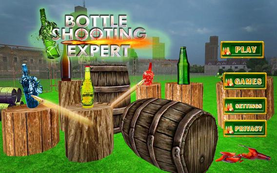 Bottle Shooting Master 3d 2018 poster
