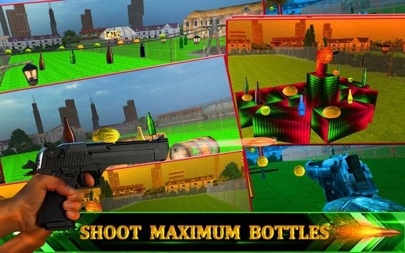 Bottle Shooting Master 3d 2018 apk screenshot