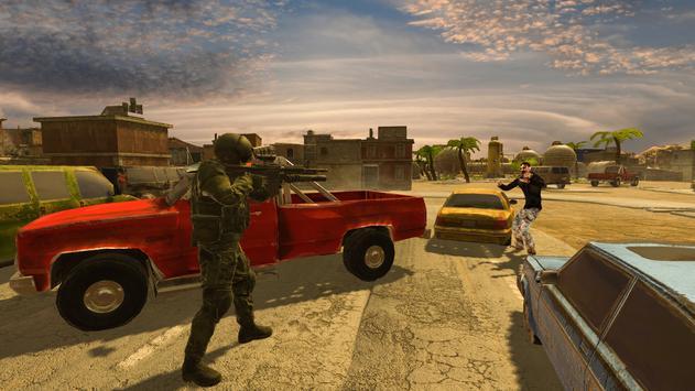 Zombie Hunter 3D Zombie Slayer apk screenshot