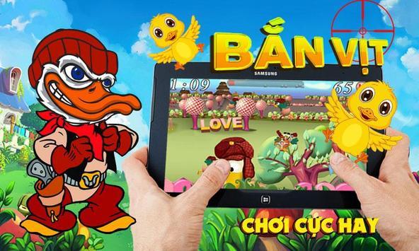 Ban Vit 3D (Ban Ga, Ban Chim) poster