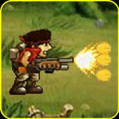 Super Rambo Hero - Shooter Reborn icon