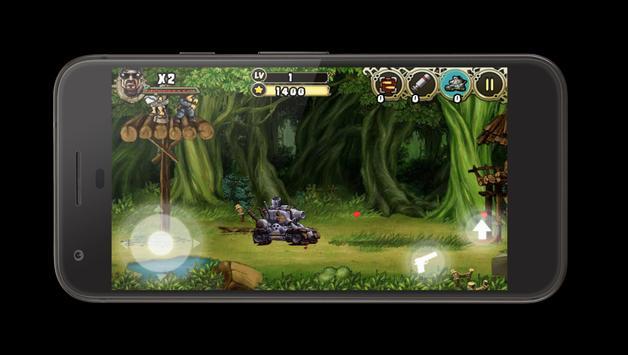 Super Rambo Hero - Shooter Reborn apk screenshot