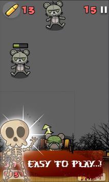 Mummy Shooting Zombie Bears screenshot 3