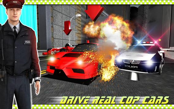 Police Driver Duty – The Chase screenshot 1