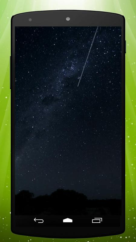 shooting star live wallpaper apk download free personalization app