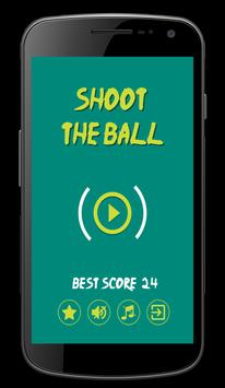 Shoot The Ball poster
