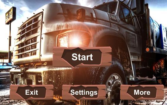 Truck Simulator - offroad 2017 apk screenshot