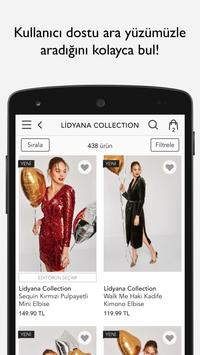 Lidyana.com apk screenshot