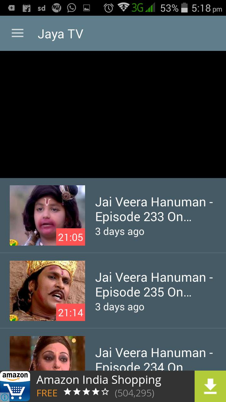 Tamil Live Shows HD New for Android - APK Download