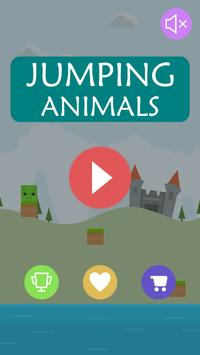 Jumping Animals poster