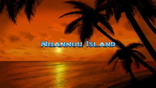 Ngannou Island poster