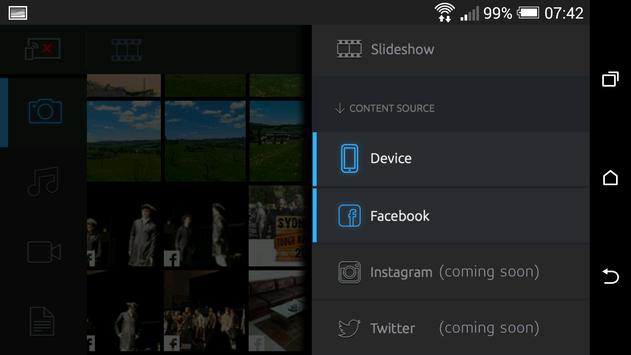 MyMedia II powered by Shodogg apk screenshot