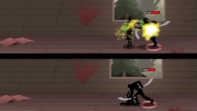 Shadow Stickman Ninja Game screenshot 4