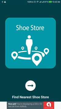 Nearby Near Me Shoe Store screenshot 1