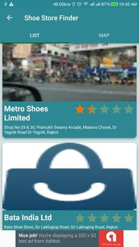 Nearby Near Me Shoe Store screenshot 2