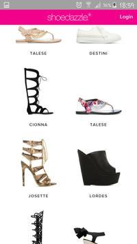 ShoeDazzle apk screenshot