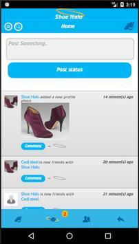 Shoe Halo apk screenshot