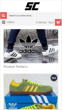 Shoescorner Shop screenshot 1