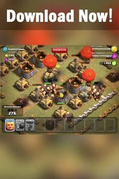 Cheat for Clash of Clans apk screenshot