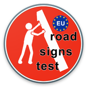 Road Signs - Improve your skills icon