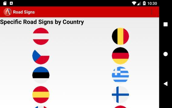 Road Signs - Improve your skills screenshot 7