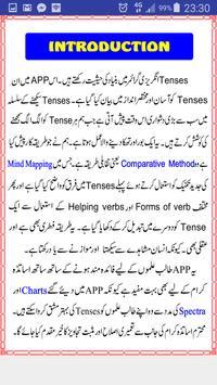 ENGLISH TENSES screenshot 3