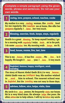 Grade 5 English screenshot 1