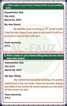 Grade 5 English screenshot 4