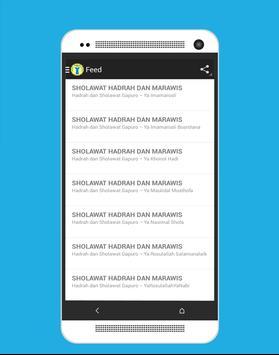Sholawat Hadrah dan Marawis apk screenshot