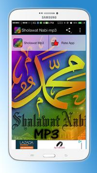 Sholawat Nabi Mp3 poster
