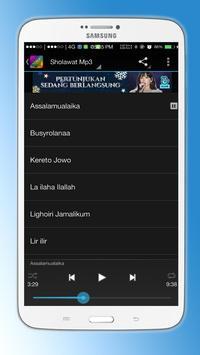 Sholawat Nabi Mp3 screenshot 1