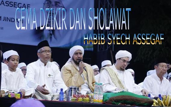 Sholawat Habib Syech apk screenshot