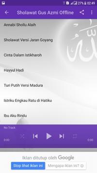 Jaran Rocking versi Sholawat Gus Azmi 2018 Full apk screenshot