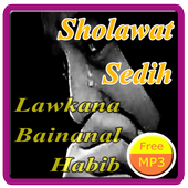 Sholawat Sedih Lawkana Bainanal Habib icon
