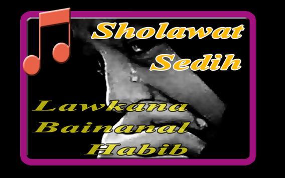Sholawat Sedih Lawkana Bainanal Habib poster