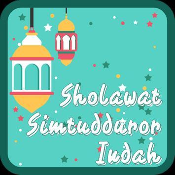 Sholawat Simtudduror Indah poster